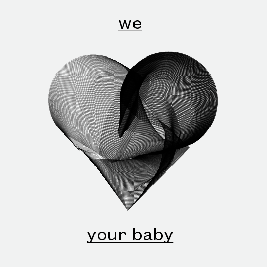 we <3 your baby